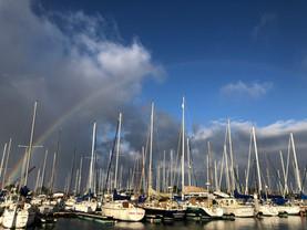 Rainbow Over Emeryville
