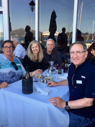 Sausalito Cruise Out August 17, 2019