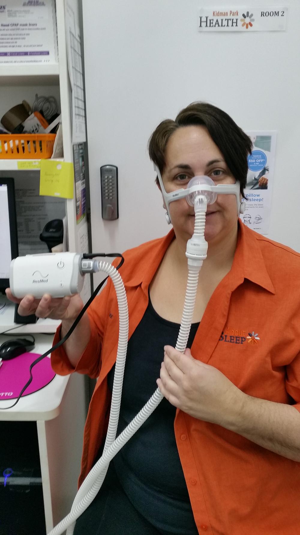 ResMed Air Mini CPAP Machine