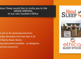 Grand opening of our Southern Office