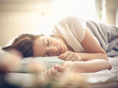 『よく眠れました(^^)』