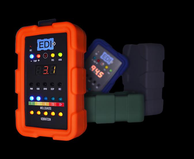 EDI+ emf detector for ghost hunting