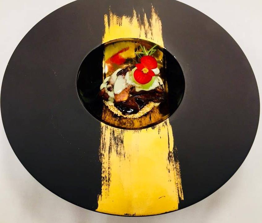 Sphere Prestige Tempo 2 Gold - Revol - by Punta Horeca