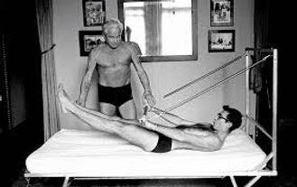 Joseph Pilates Margate