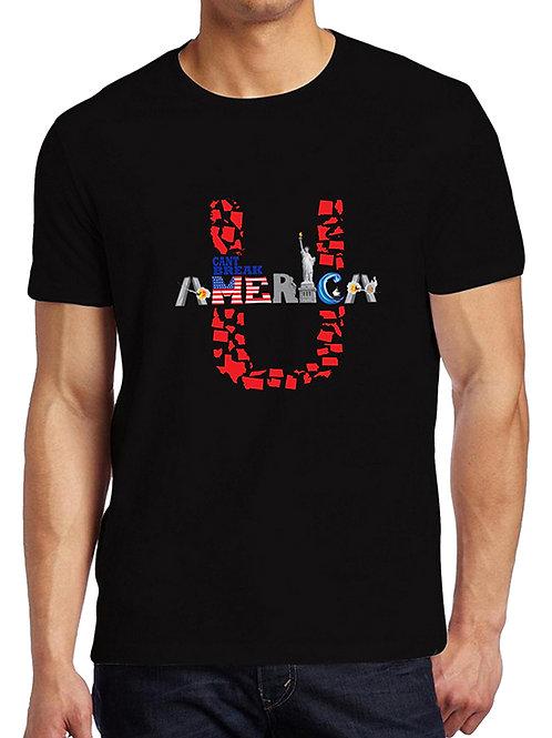 Men's Crew Neck Black T-Shirt