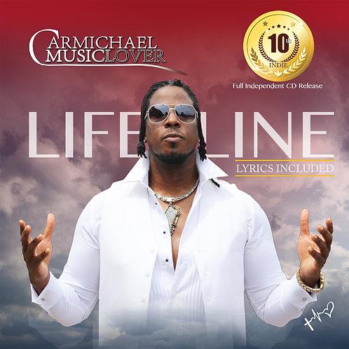 Lifeline - 12 Page Deluxe (including lyrics)