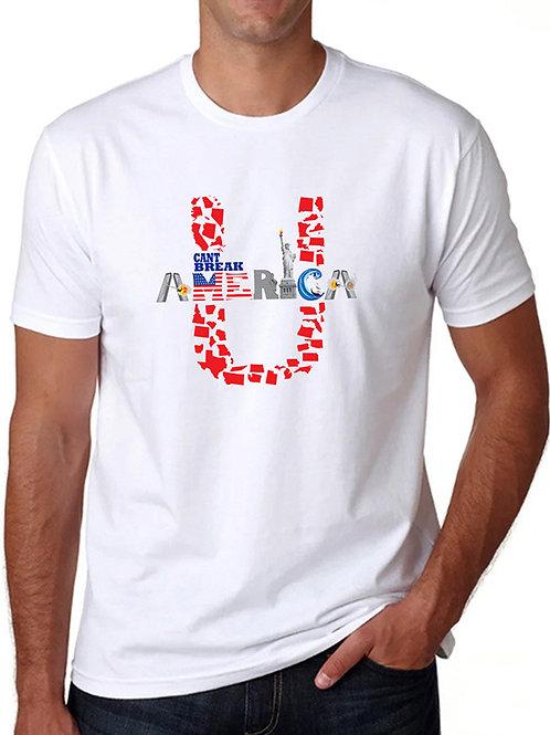 Men's Crew Neck White T-Shirt
