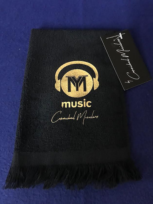 Music Lover Event Towel
