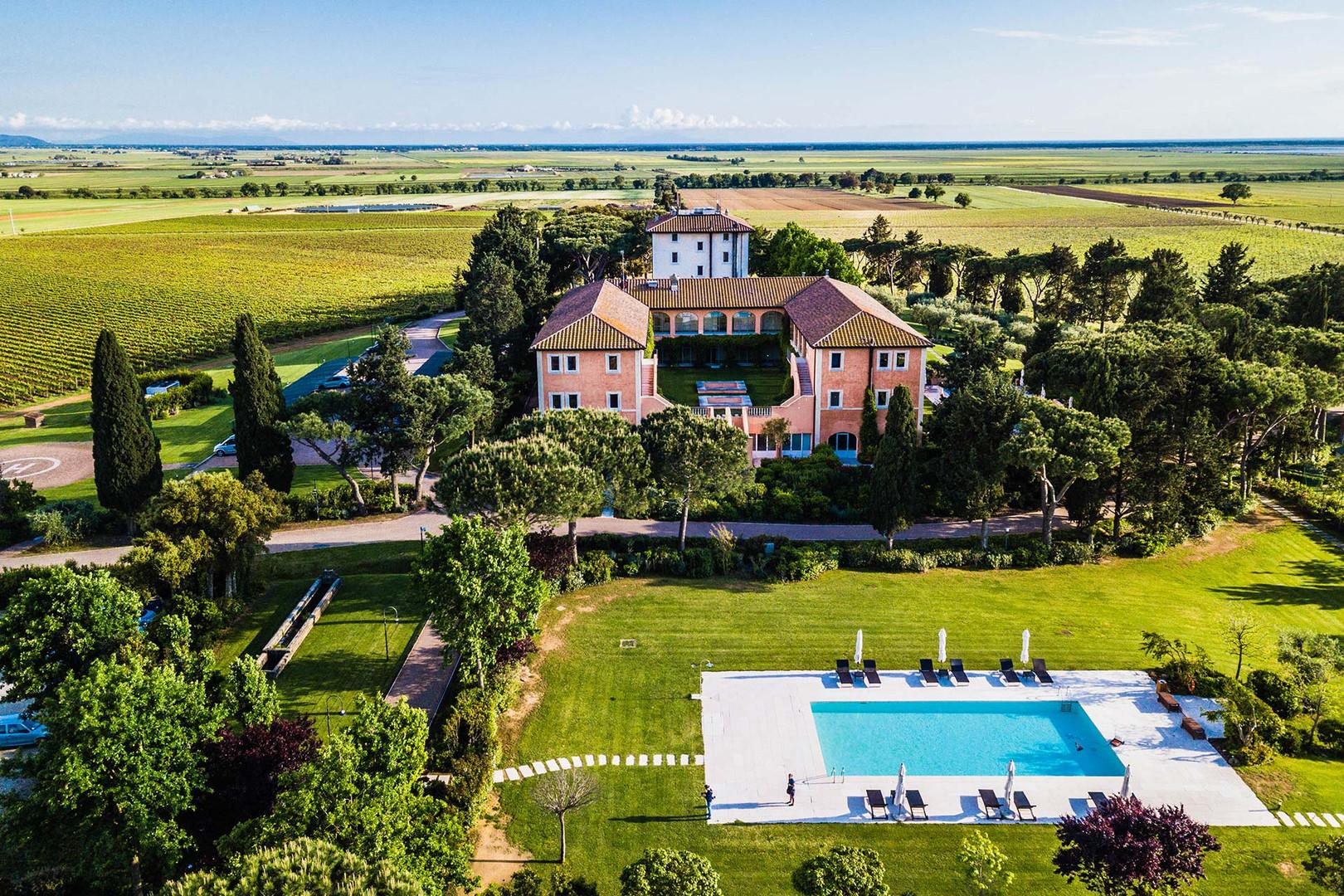 Wine Relais Hotel Toscana