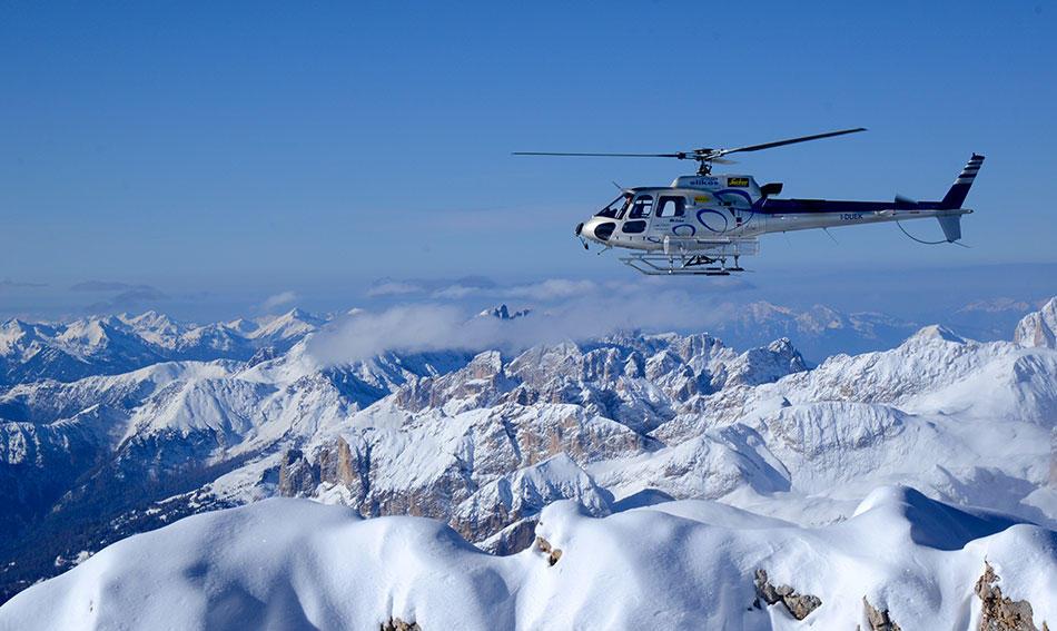 Helicopter Skisafari