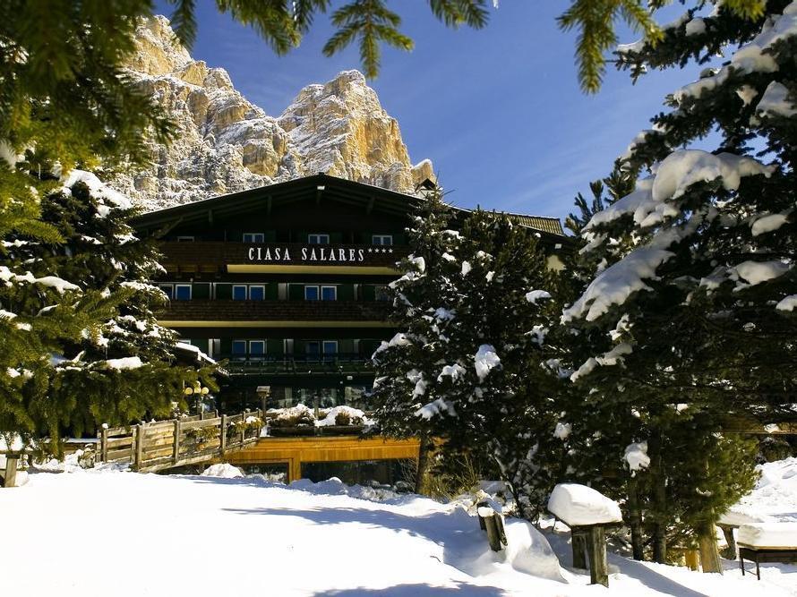 Ski in & out Hotel Alta Badia