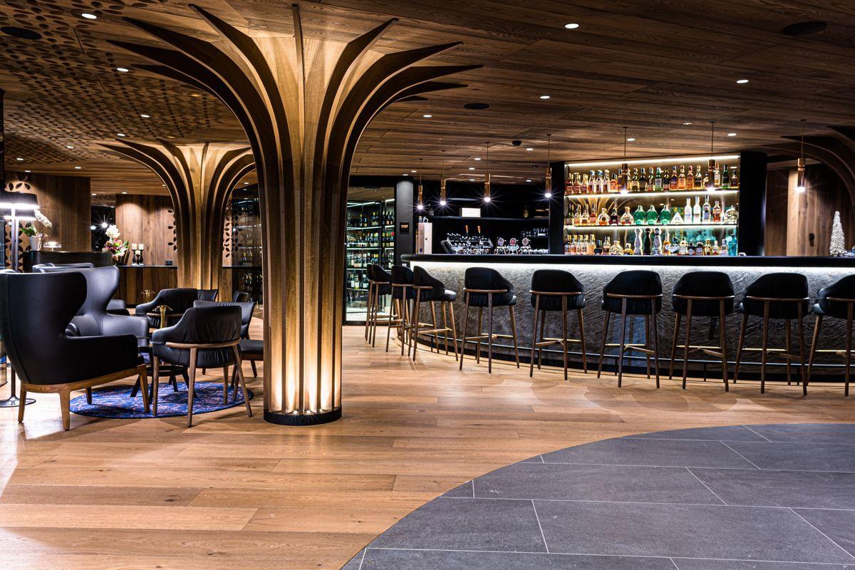 Modern Art Design Hotel Dolomiti