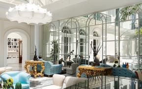 Modern Art Design Hotel Sorrento