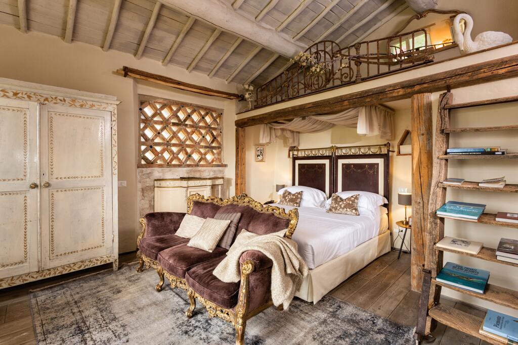 Hotel in stile tradizionale Toscana