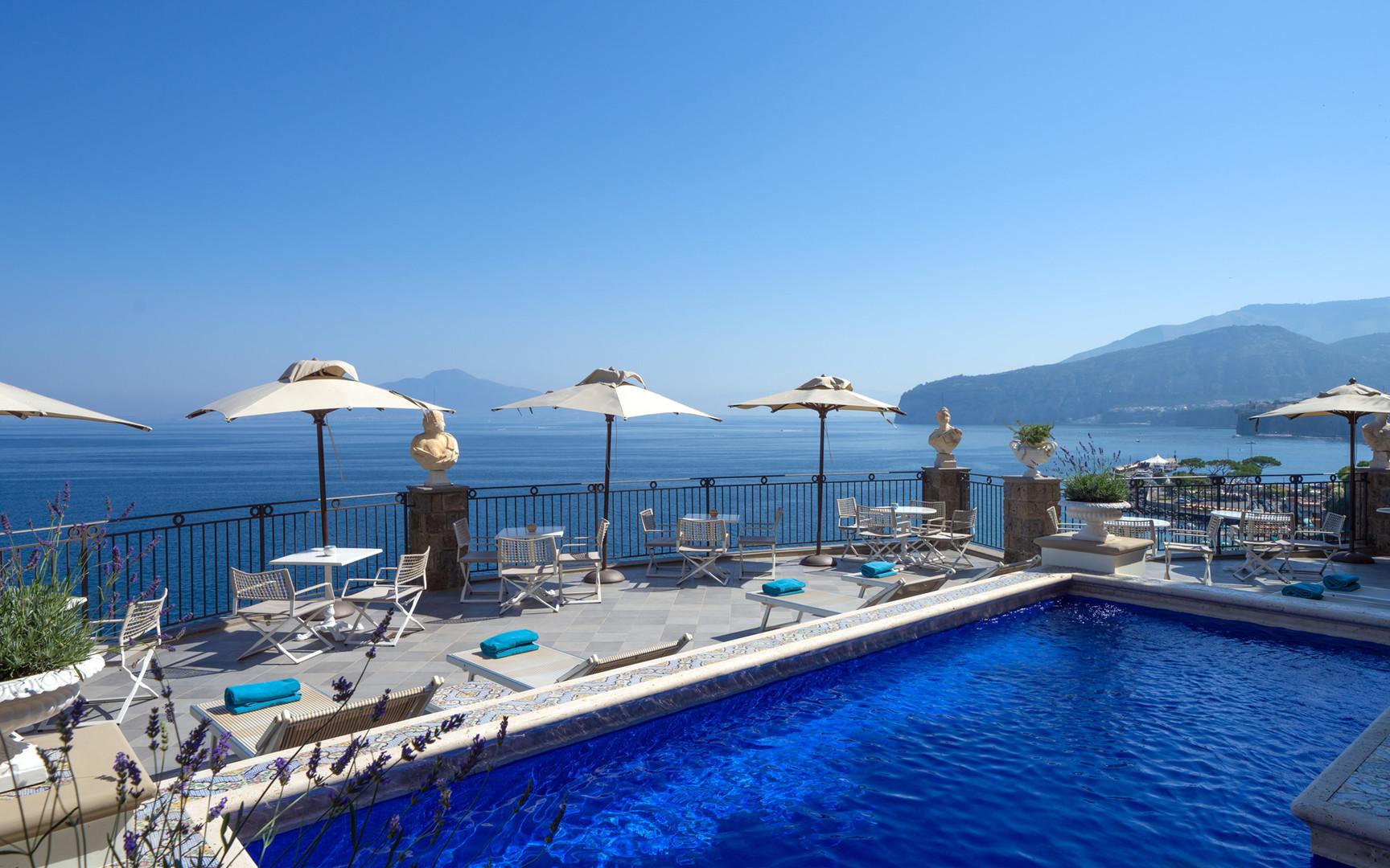 Top Location Hotel Sorrento