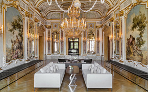 Traditional Style Hotel Venice