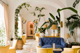 Modern Art Design Hotel Positano