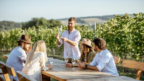 Wine & Oyster Tasting