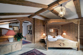 Traditional Style Hotel Dolomites