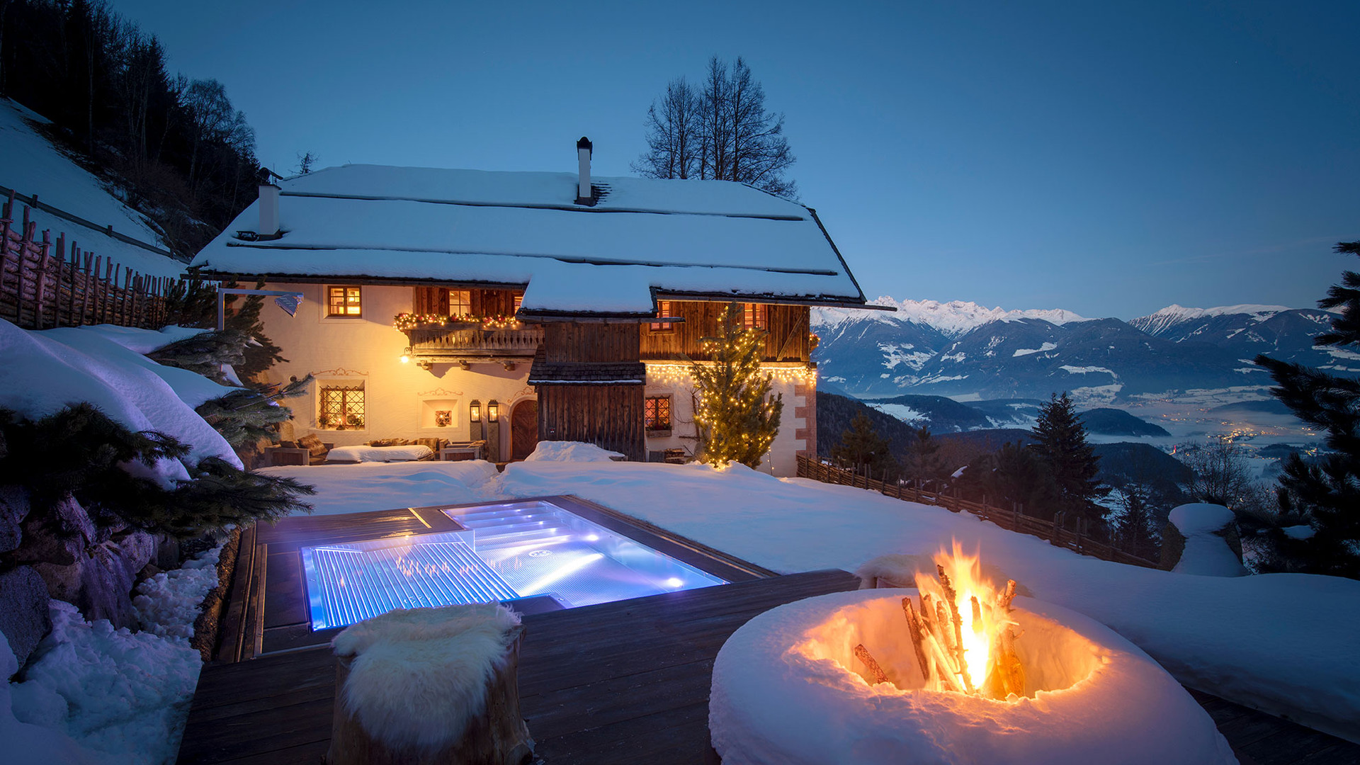 Private Luxury Chalets Dolomites