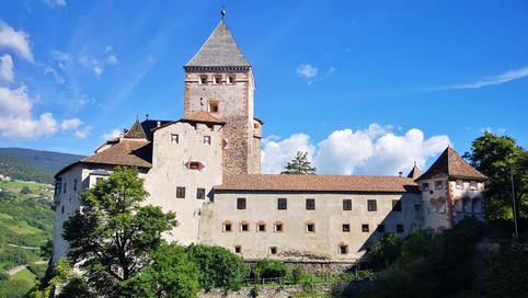 Castles in South Tyrol