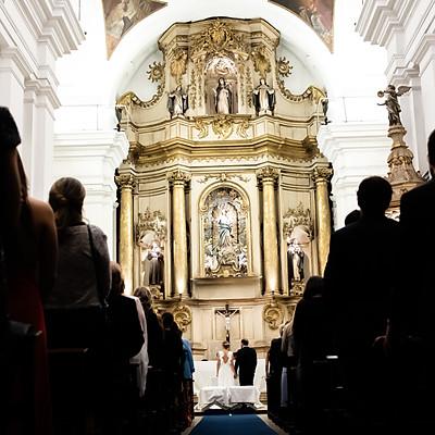 Iglesia Vicky & Juli