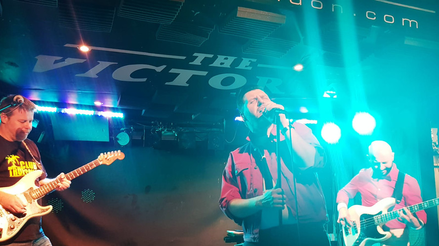 The Vic, Swindon - March '19