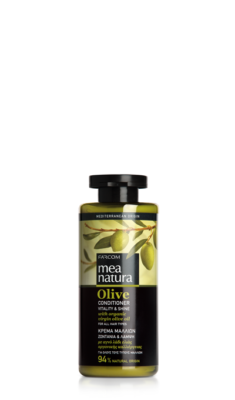 Mea Natura Olive Conditioner Vitality & Shine. 300ml
