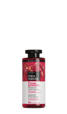 Mea Natura Pomegranate Shower Gel Intense Freshness 300ml