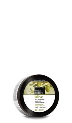 Mea Natura Olive Body Cream Moisture & Nourishment 250ml
