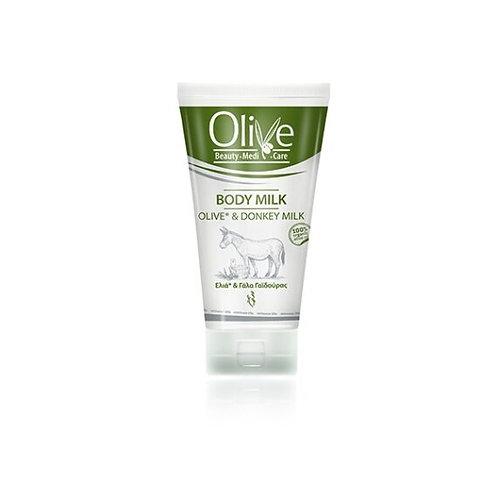 Minoan Life Body Milk – Olive & Donkey Milk 150ml