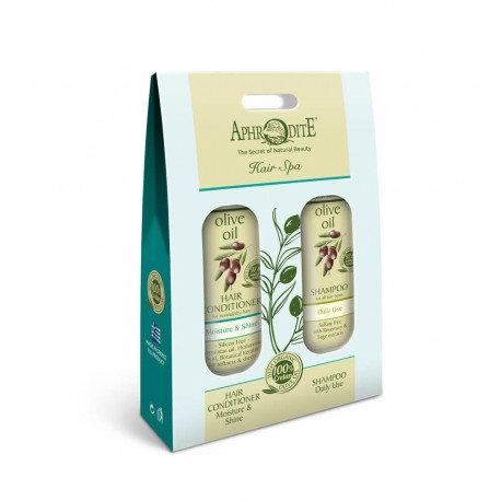 APHRODITE Hair Care Travel Kit