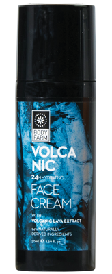 Bodyfarm Volcanic 24hour Face Cream 50ml