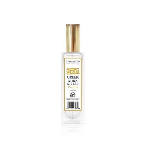Greek Aura Eau de Toilette – Vanilla 30ml