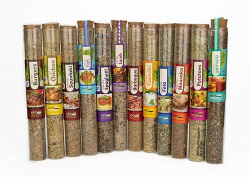 Wild Aroma Spices MIx Tube