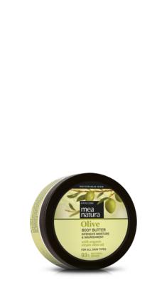Mea Natura Olive Body Butter Intensive Moisture & Nourishment 250ml