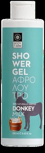 Bodyfarm Donkey milk Shower Gel 200ml