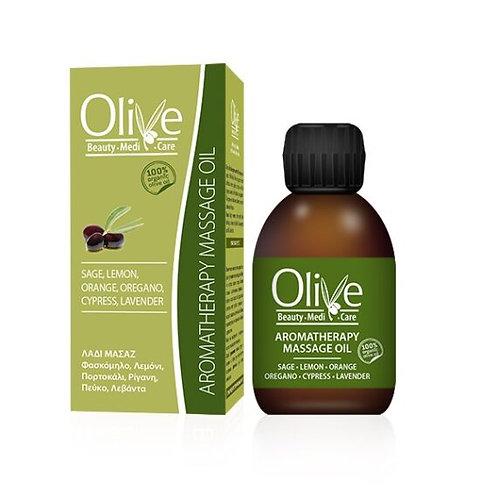 Minoan Life Aromatherapy Massage Oil 90ml
