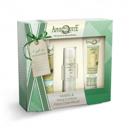 "APHRODITE Face Care ""Mattifying & Pore Control"" Gift Set"