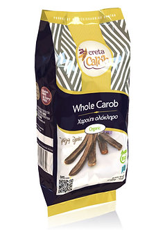 Creta Carob Whole Carob Bio 300gr