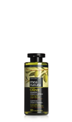 Mea Natura Olive Shampoo Strength & Softness 300ml