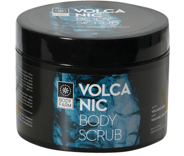 Bodyfarm Volcanic BodyScrub 200ml