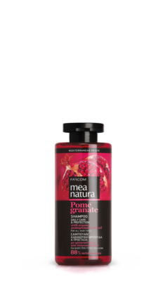 Mea Natura Pomegranate Shampoo Daily Care & Protection 300ml