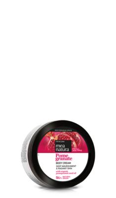 Mea Natura Pomegranate Body Cream 250ml
