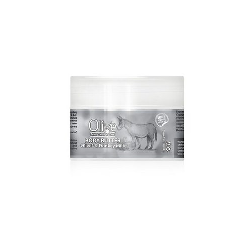 Minoan Life Body Butter – Olive & Donkey Milk 135ml
