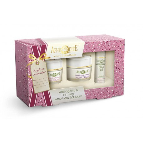 """APHRODITE Face Care """"Anti-Ageing & Firming"""" Gift Set"""