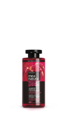 Mea Natura Pomegranate Shampoo Protection & Color Brilliance 3000ml