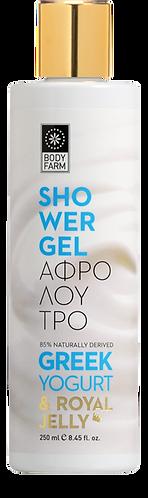 Bodyfarm Yogurt & Royal Jelly Shower Gel 250ml