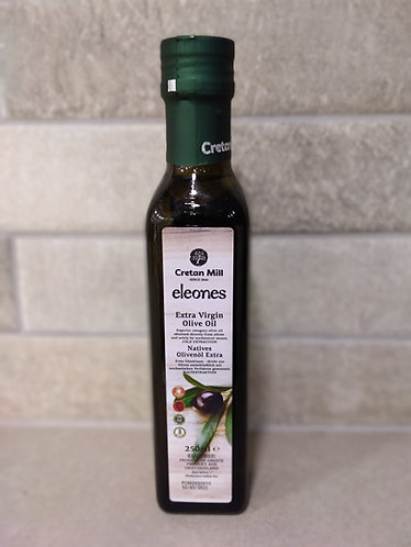 Kritikoi Elaiones Extra Virgin Olive OIl 250ml
