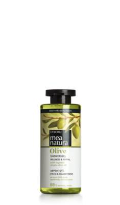 Mea Natura Olive Olive Shower Gel Wellness & Revival 300ml